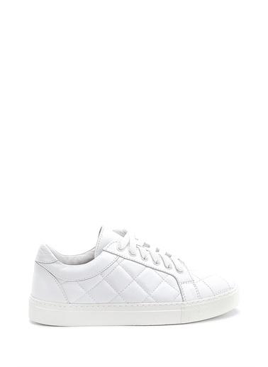 Derimod Kadın Ayakkabı (20704) Spor Beyaz